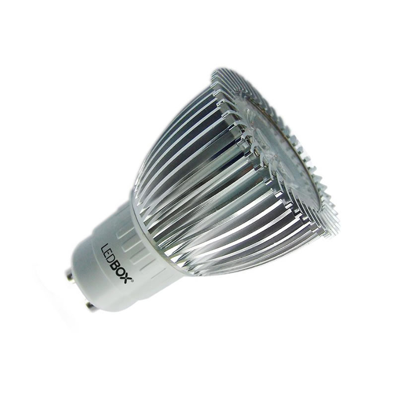 Bombilla led gu10 4 5w bombillas led bombillas led - Bombilla led 5w ...